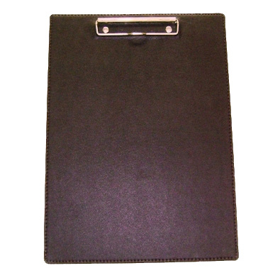 Leather clipboard V1861