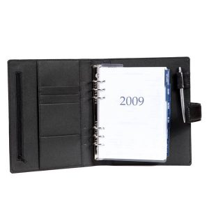 Leather A5 Organiser and Filofax V828