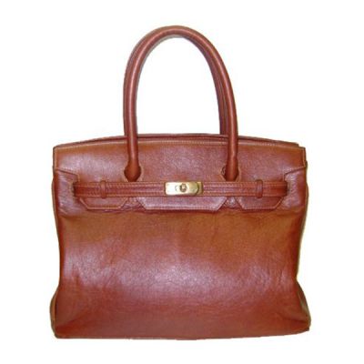Leather handbag VB488
