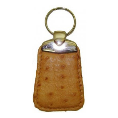 Leather keyring V1965
