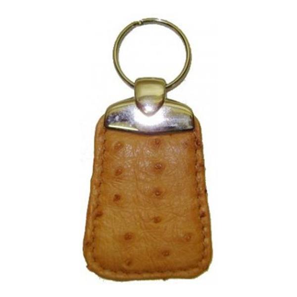 Leather keyring V1965