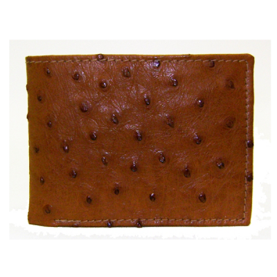 Genuine ostrich wallet VO1098