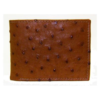 Genuine ostrich wallet VO1098