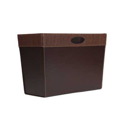 Leather Magazine Box V1500