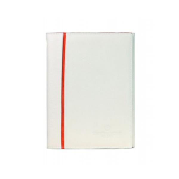 Leather 3 fold Guest folder V1506