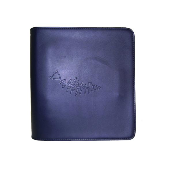 Leather menu cover V1748