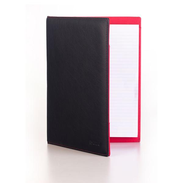 VCF410- A4 Leather Folder