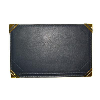 Leather Jiffy Jotter V255