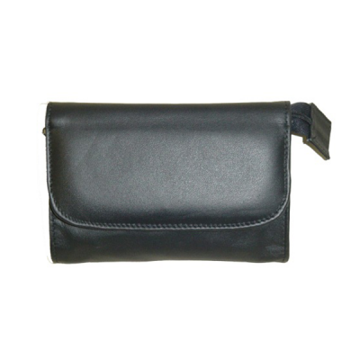 Leather Mirror Cosmetic bag V337