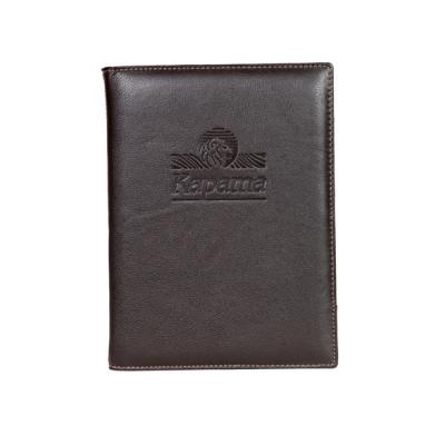 A4 Kapama leather guest directory V744