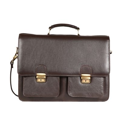 Leather Briefcase VB149