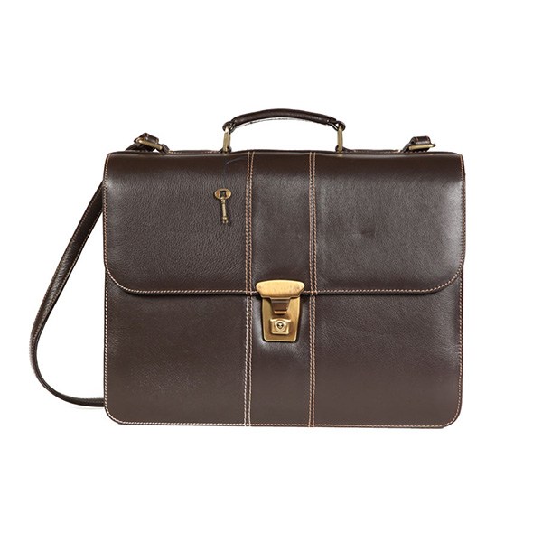 Leather Briefcase VB152