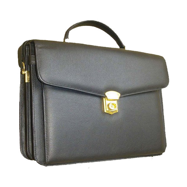 Leather Briefcase VB78
