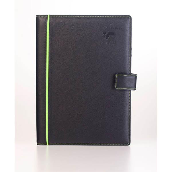 A5 Leather Folder V2293