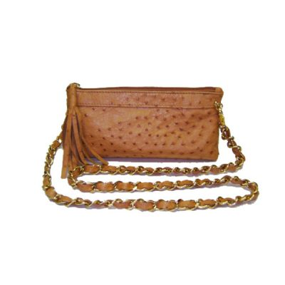 Leather handbag VBO486