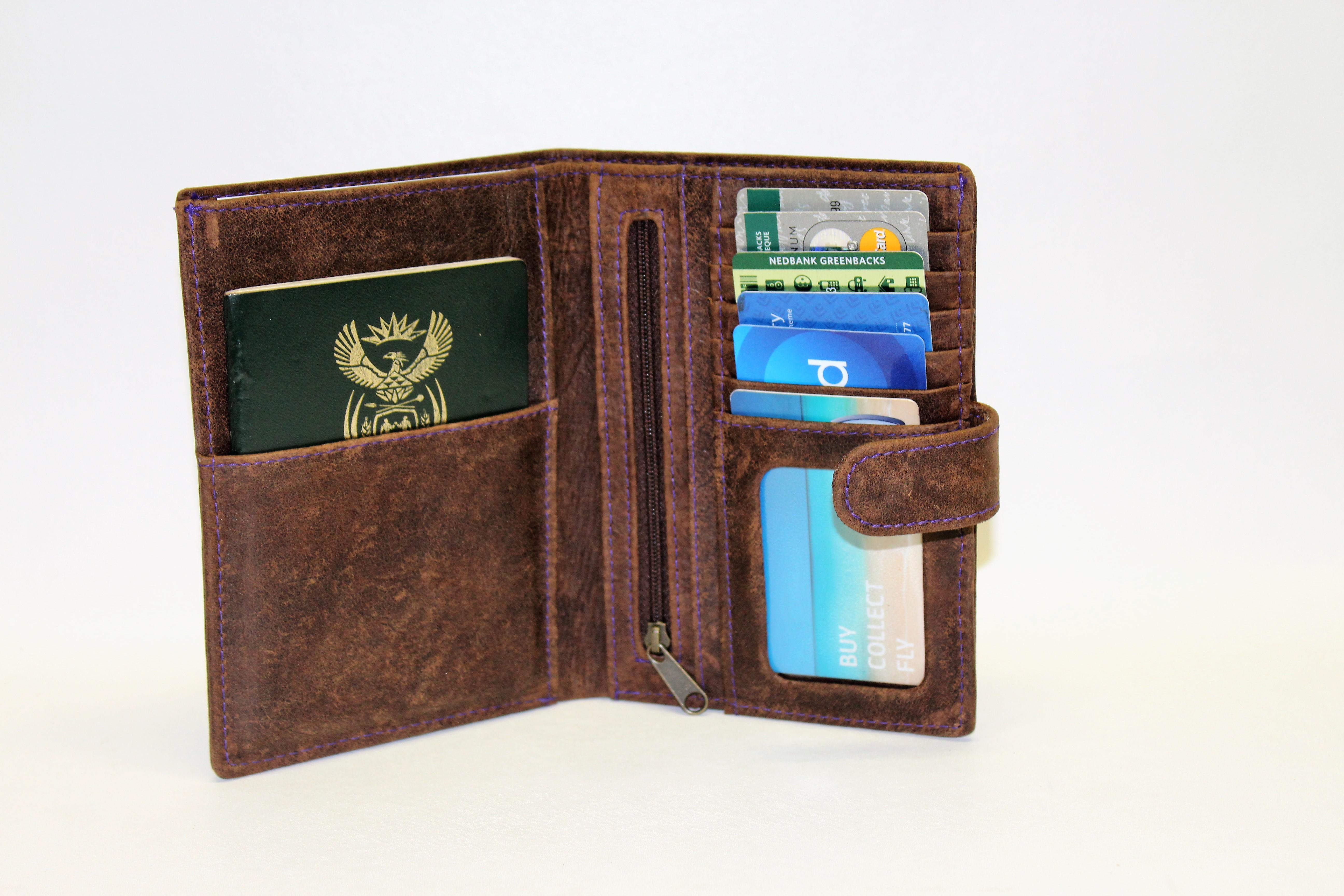 V2361S – E-Ticket Travel Wallet