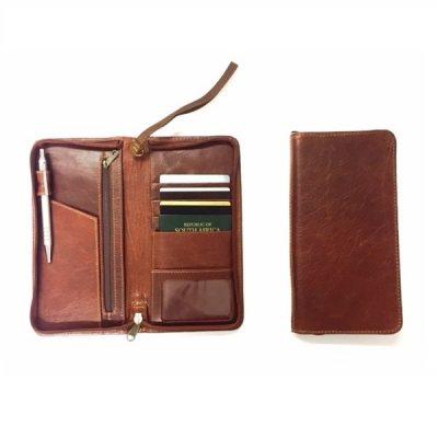 Zip Around Travel Wallet V1963