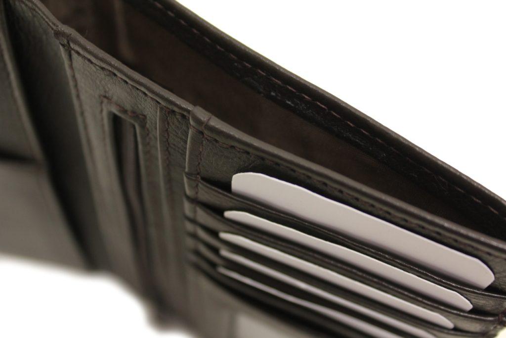 14996969bdaf Leather Travel Wallet