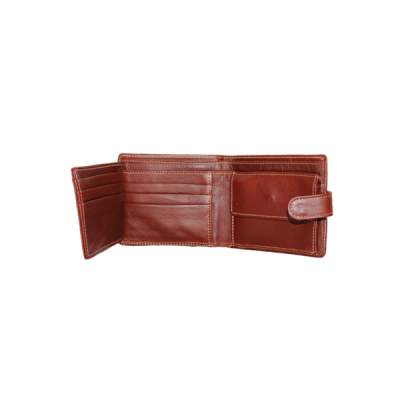 Leather Mens Clip Wallet V3784 Thabo