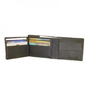 Leather Mens Wallet V109A Kevin