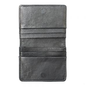 Leather Business Card Wallet- Anna V2996