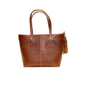 VHB695 – Jolene Classic Leather Shopper